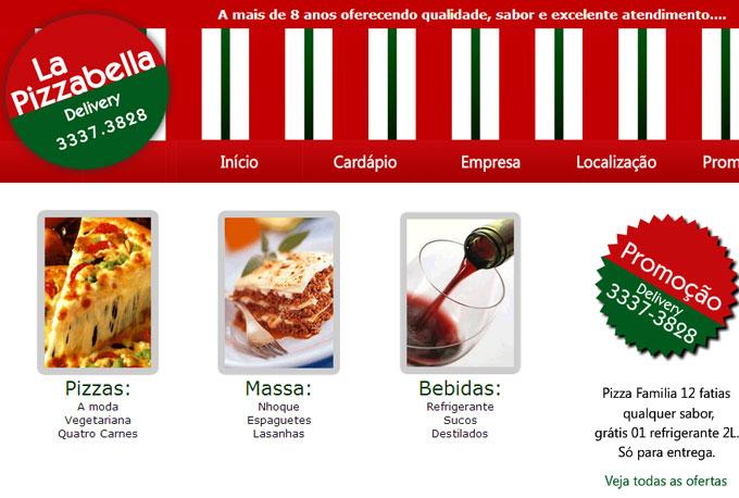 La Pizzabella